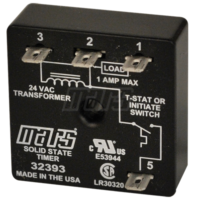 FAN-DELAY TIMER - 32393Mars Products