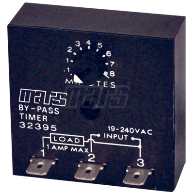 ADJ BY-P TIMER - 32395 Mars Solid State Timers Wiring Diagram on